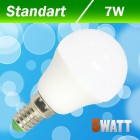 Светодиодная лампа Biom BB-403 G45 7W E14 3000К матовая